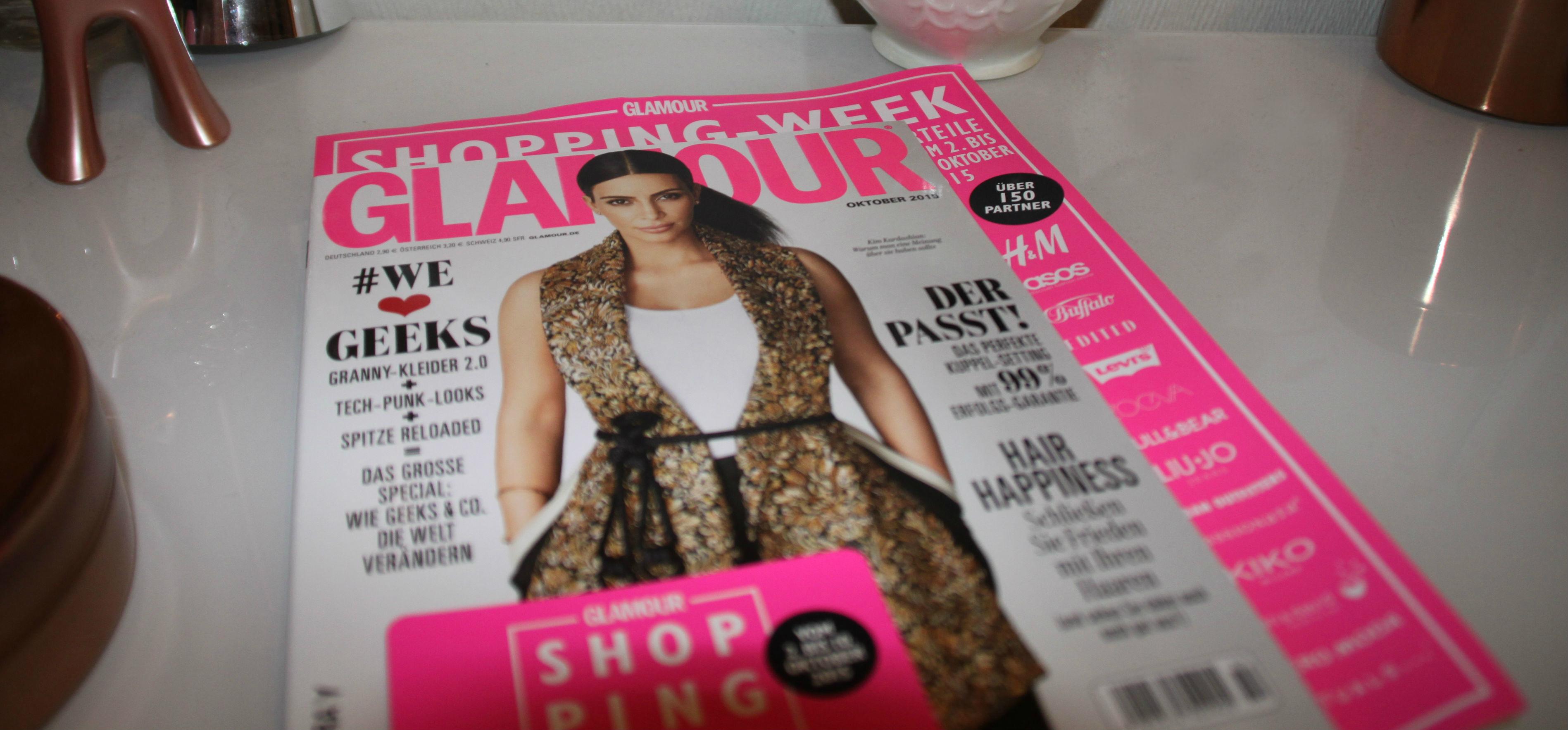 Glamour Shopping Week Partner Az
