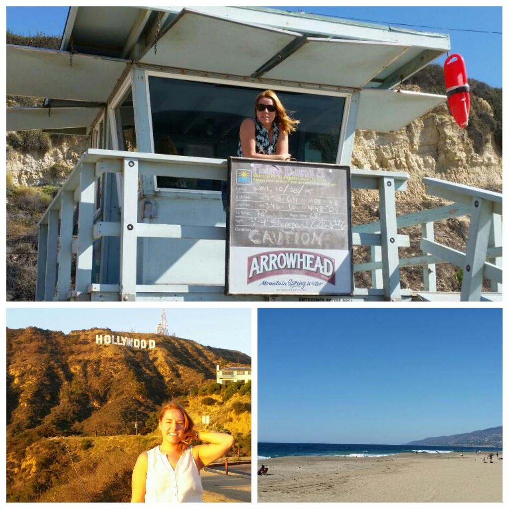 Review Oktober/ November - Santa Monica und Hollywood