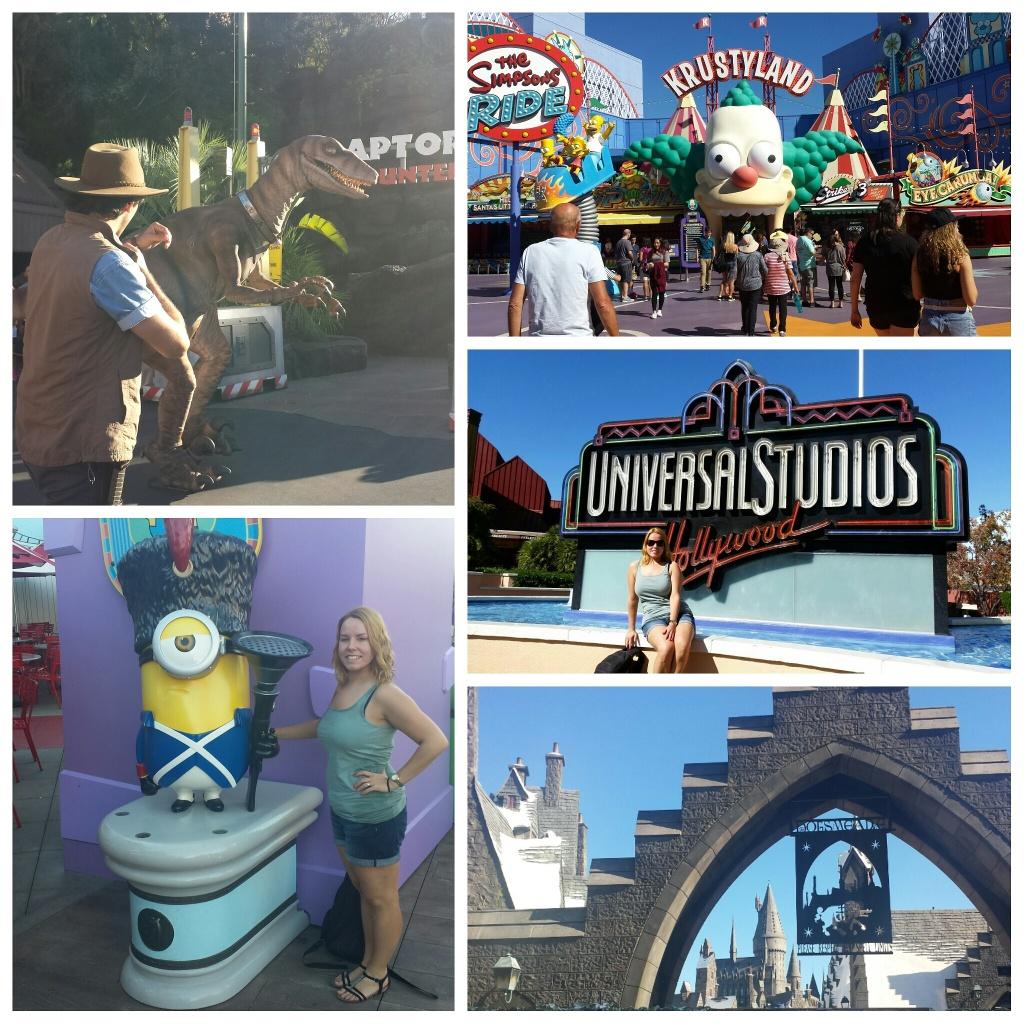 Review Oktober/ November - Universal Studios L.A.