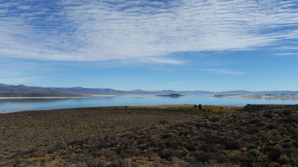 USA Rundreise - Las Vegas und Yosemite Nationalpark - Mono Lake