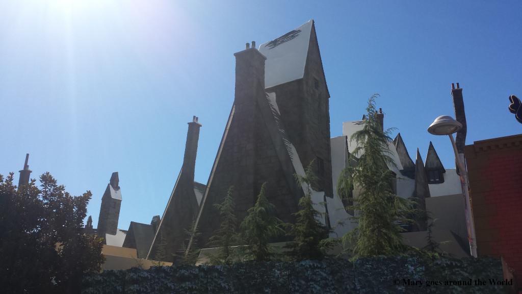 USA Rundreise - Los Angeles - Hogwarts Hollywood