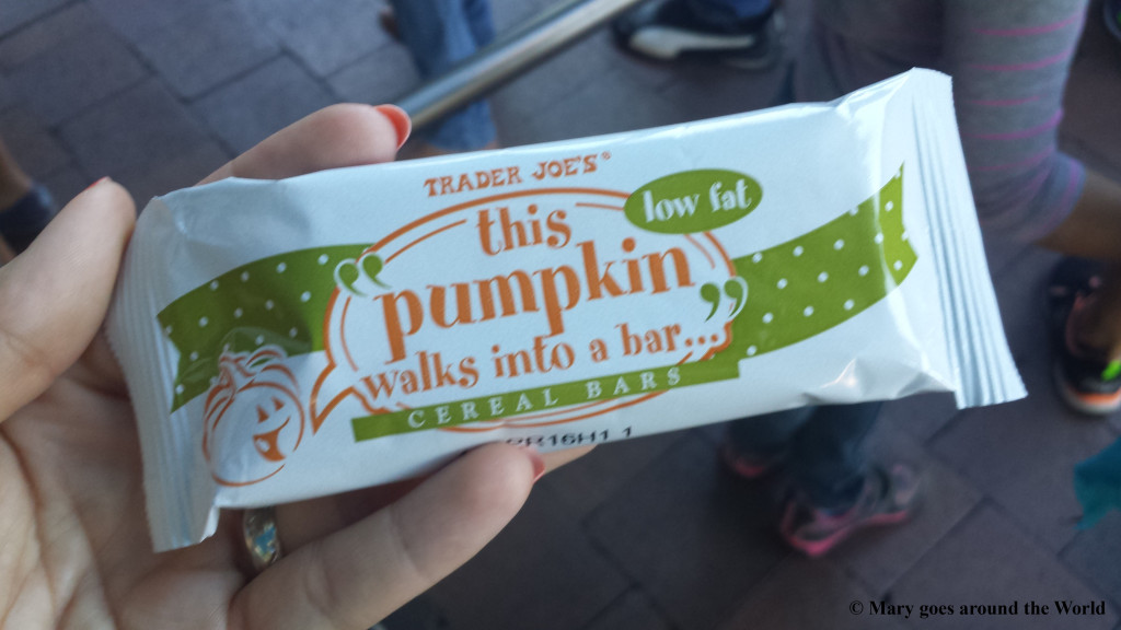USA Rundreise - Los Angeles - Pumkin Spice Bar