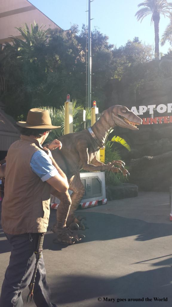 USA Rundreise - Los Angeles - Jurassic World