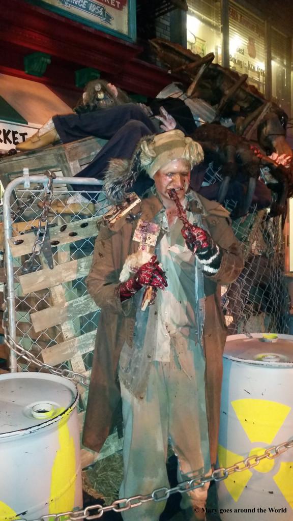 USA Rundreise - Los Angeles - Halloween Horror Nights
