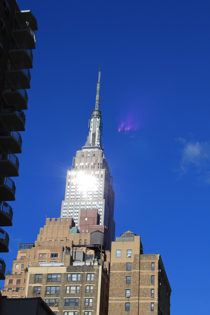 USA Rundreise - New York - Empire Statebuilding