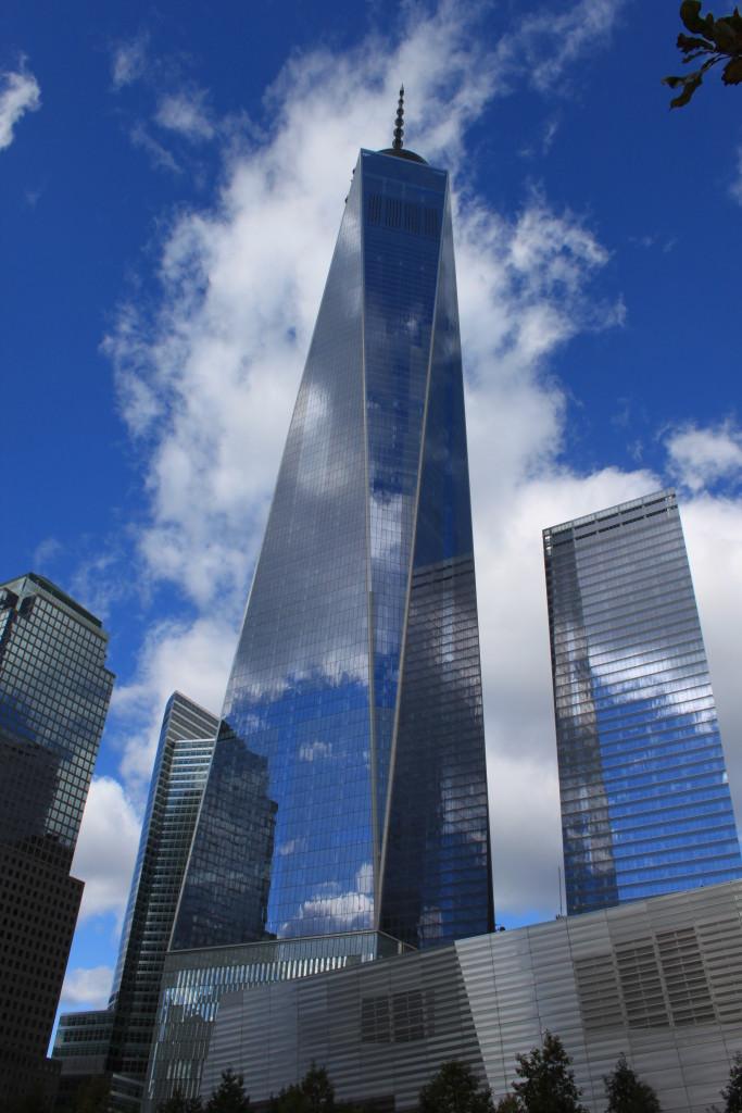 USA Rundreise - New York - One World Trade Center