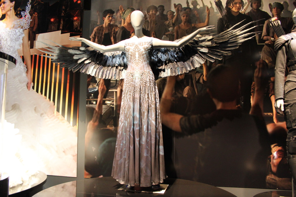 USA Rundreise - New York - Hunger Games Ausstellung