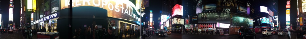 USA Rundreise - New York - Times Square