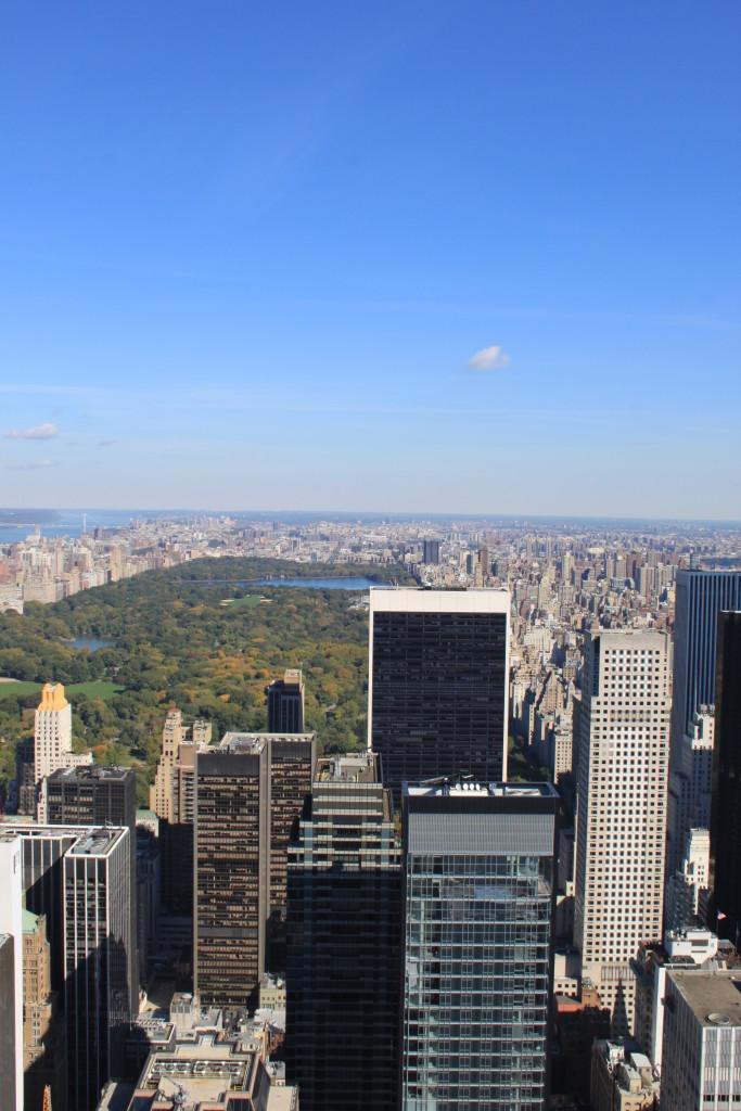 USA Rundreise - New York - Central Park