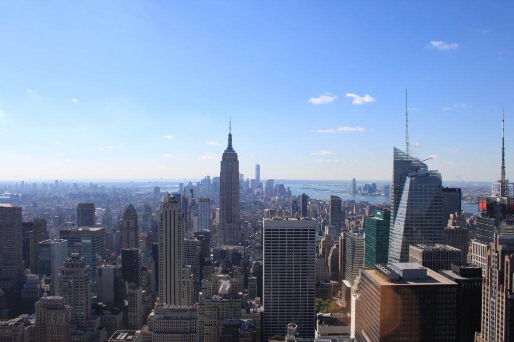 USA Rundreise - New York - Skyline