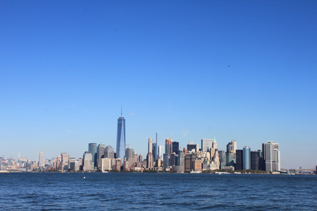 USA Rundreise - New York - Skyline