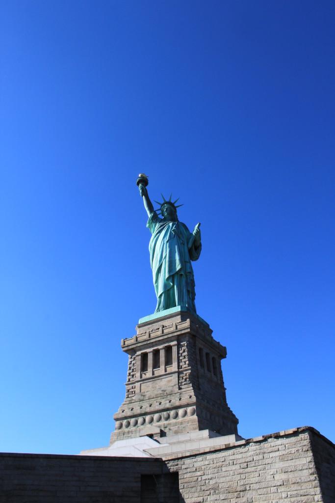 USA Rundreise - New York - Statue of Liberty