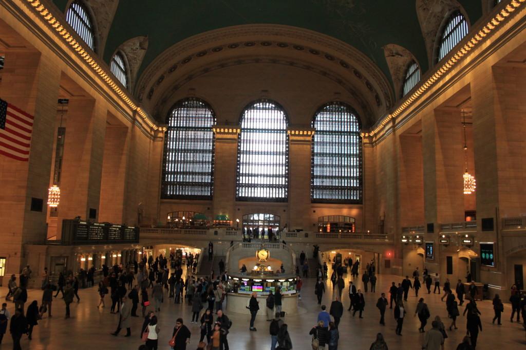 USA Rundreise - New York - Grand Central Station