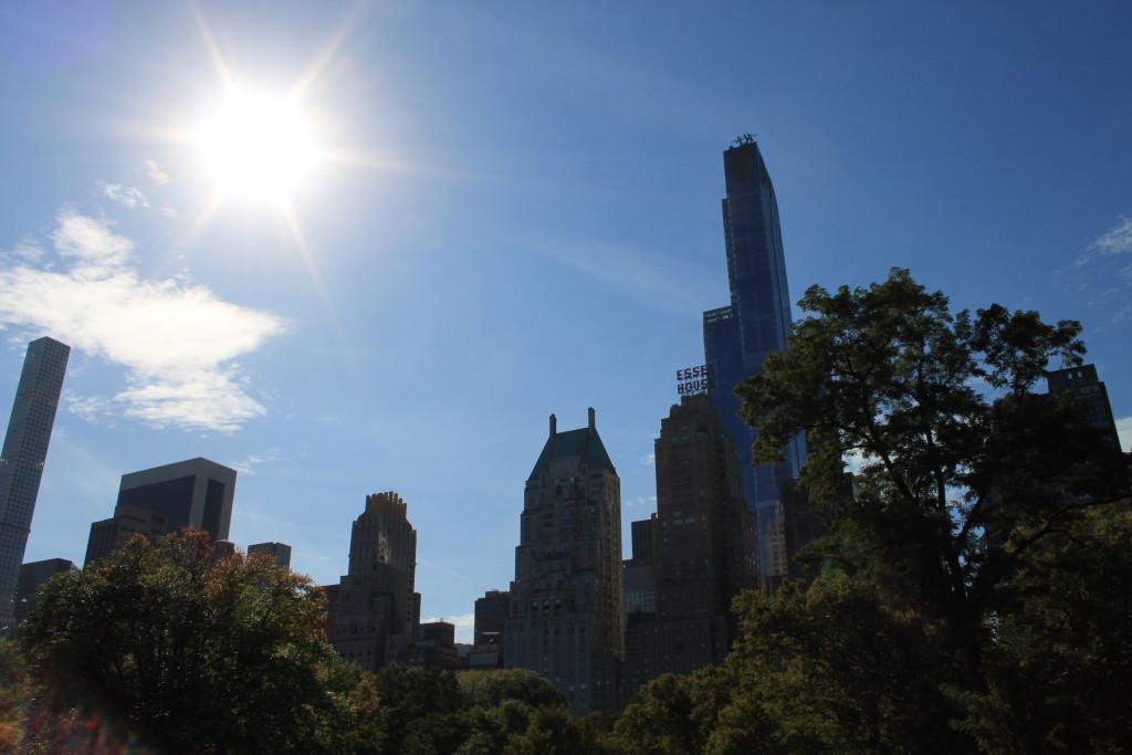 USA Rundreise - New York - Central Park View