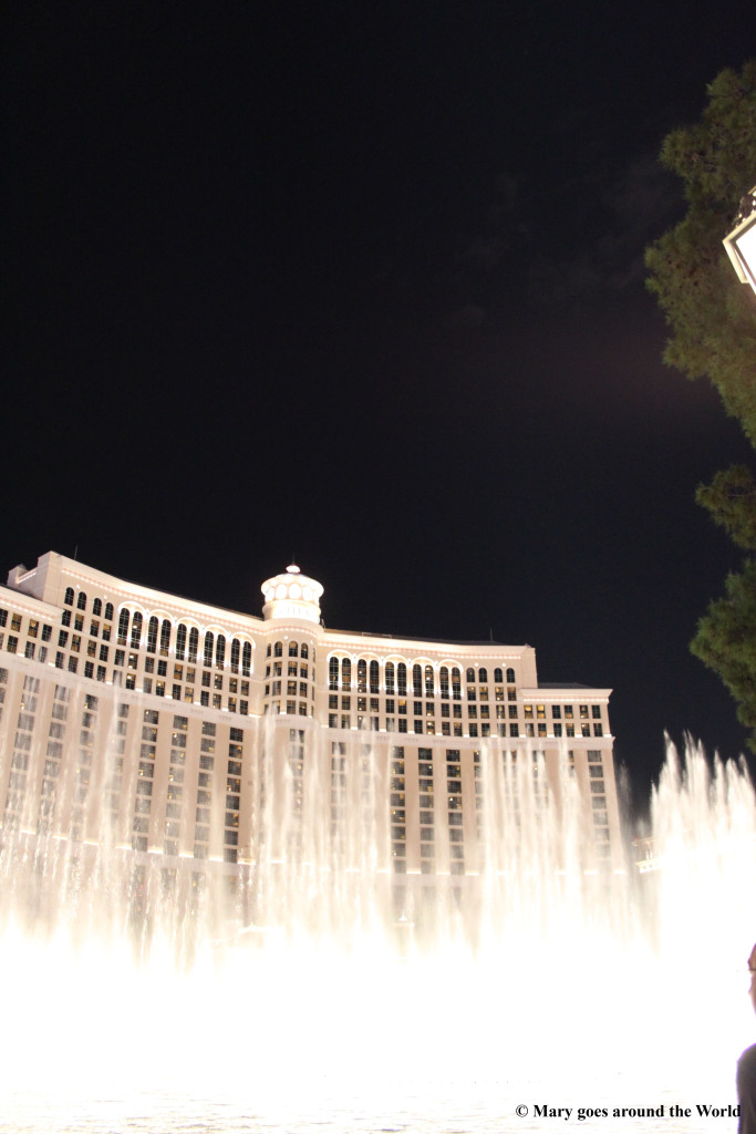 USA Rundreise - Las Vegas und Yosemite Nationalpark - Bellagio