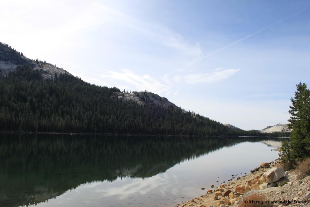 USA Rundreise - Las Vegas und Yosemite Nationalpark - Yosemite Lake