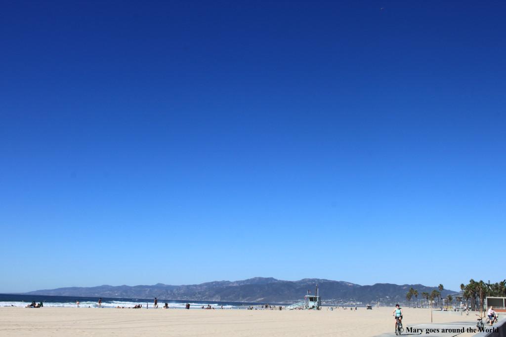 USA Rundreise - Los Angeles - Venice Beach