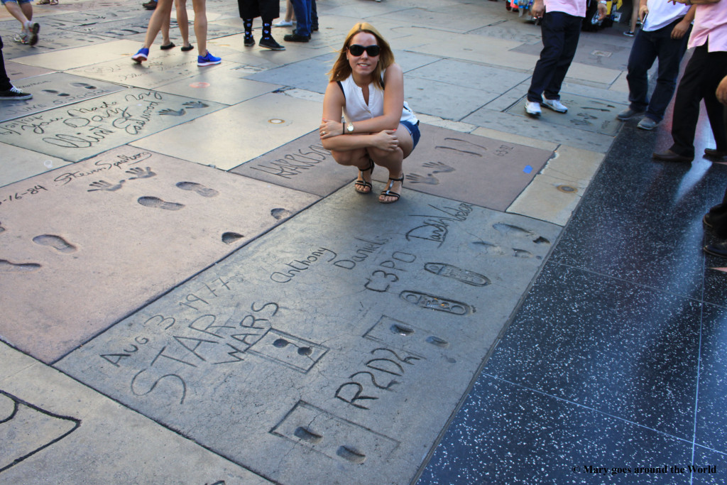 USA Rundreise - Los Angeles - Chinese Theatre