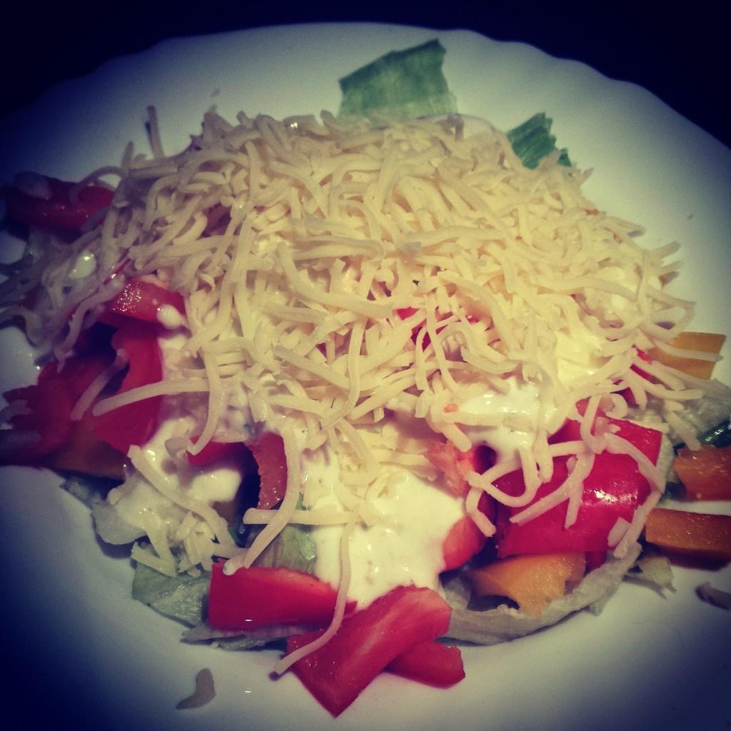 Mein Weg zum Wunschgewicht mit Weightwatchers - Gemischter Salat