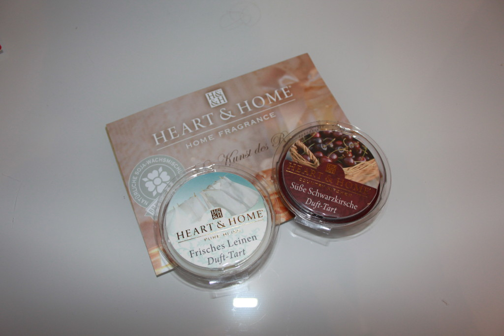 Beauty Messe 2016 in Düsseldorf - Hearts and Home Sample