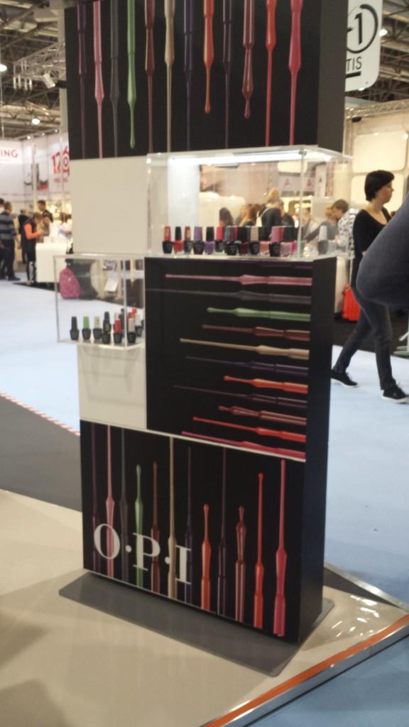 Beauty Messe 2016 in Düsseldorf - OPI