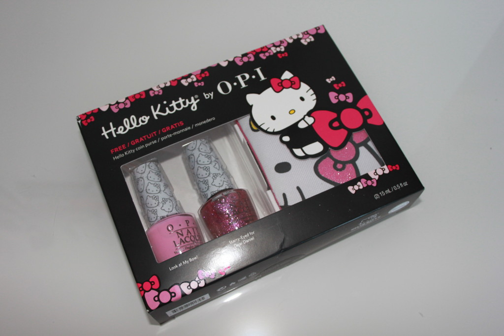 Review: Hello Kitty OPI Collection Box