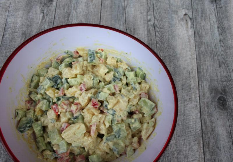 Gesund und Lecker für jeden Tag - Düsseldorfer Kartoffelsalat