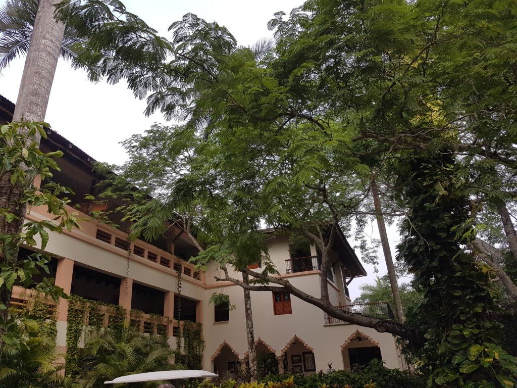 Rundreise Yucatan - Hotel Mayaland Chichen itza