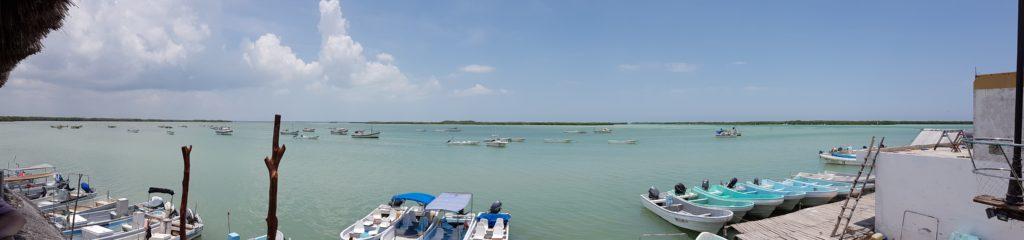 Rundreise Yucatan - Rio Lagartos