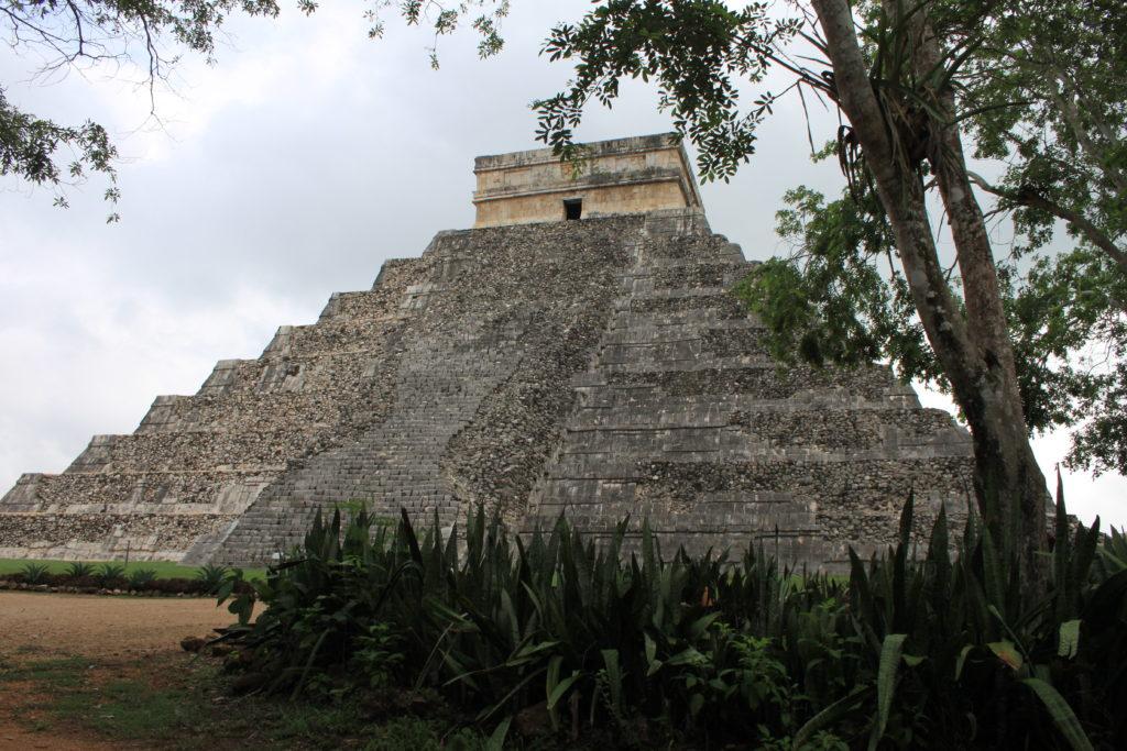 Rundreise Yucatan - Chichen itza