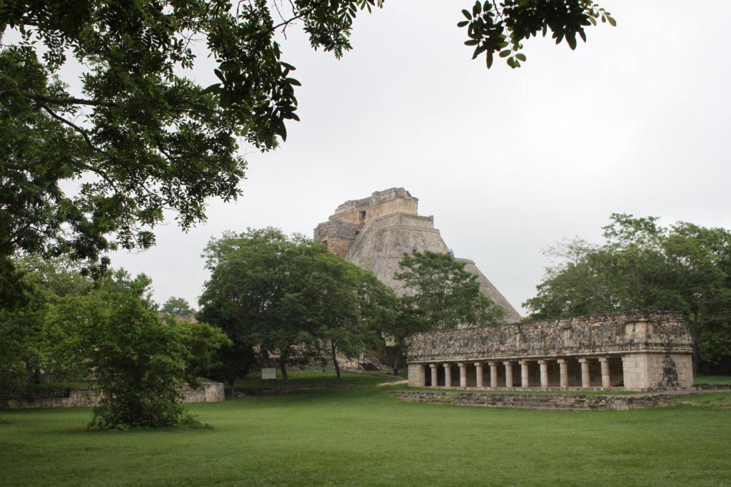 Rundreise Yucatan - Uxmal