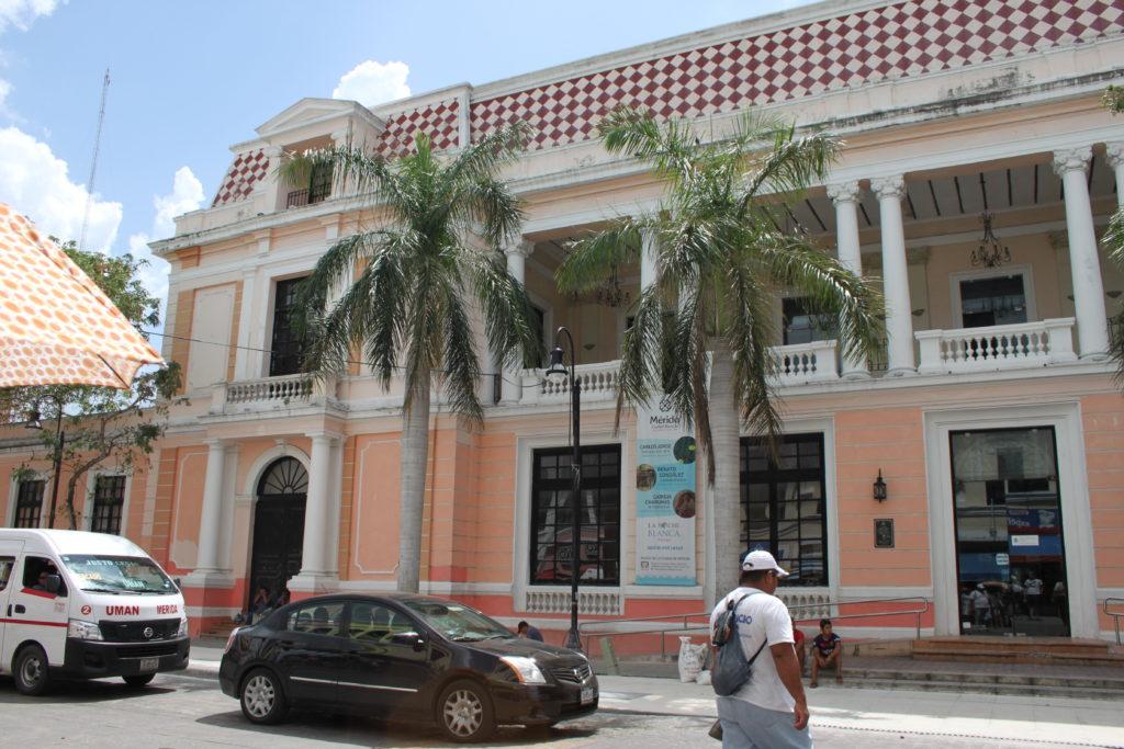 Rundreise Yucatan - Merida