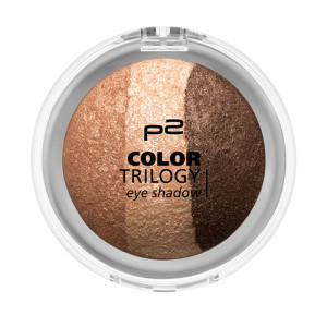 p2 Neuheiten Herbst/Winter 2016 - color triology eye shadow