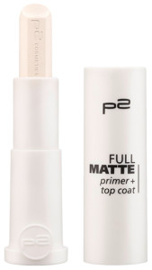 p2 Neuheiten Herbst/Winter 2016 - full matte primer + top coat