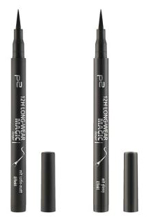 p2 Neuheiten Herbst/Winter 2016 - long wear magic eyeliner