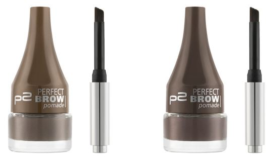 p2 Neuheiten Herbst/Winter 2016 - perfect brow pomade