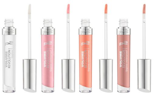 p2 Neuheiten Herbst/Winter 2016 - volume revolution lipgloss 01
