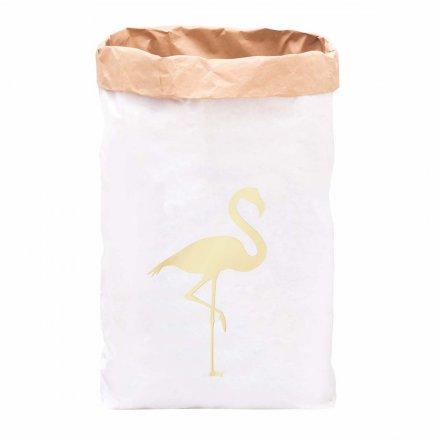 Karibikflair im Wohnzimmer - D Flamingo