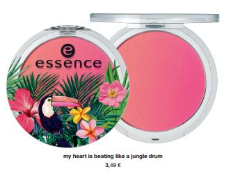 "essence trend edition ""exit to explore"" – blush"