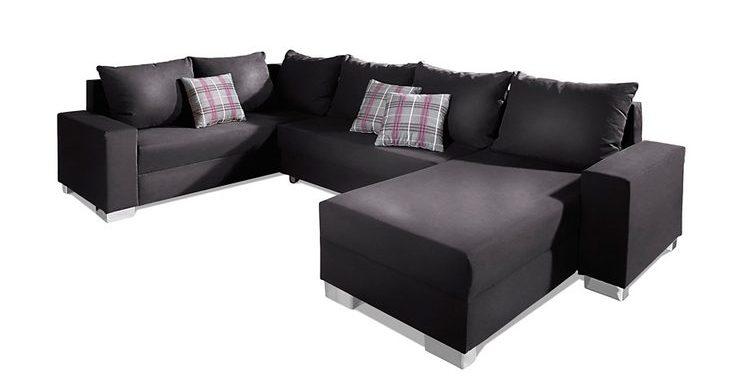 Karibikflair im Wohnzimmer - Sofa