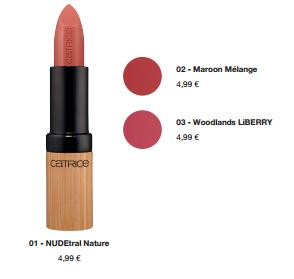 "Catrice Limited Edition ""Neo-Natured"" – Lip Colour Wooden Poetry"