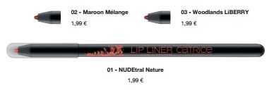"Catrice Limited Edition ""Neo-Natured"" Lip Liner Lined with Love"