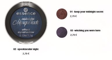"essence trend edition ""midnight masquerade"" – effect eyeshadow"