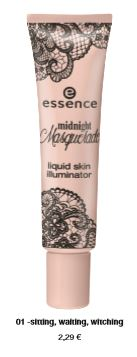 "essence trend edition ""midnight masquerade"" – liquid skin illuminator"