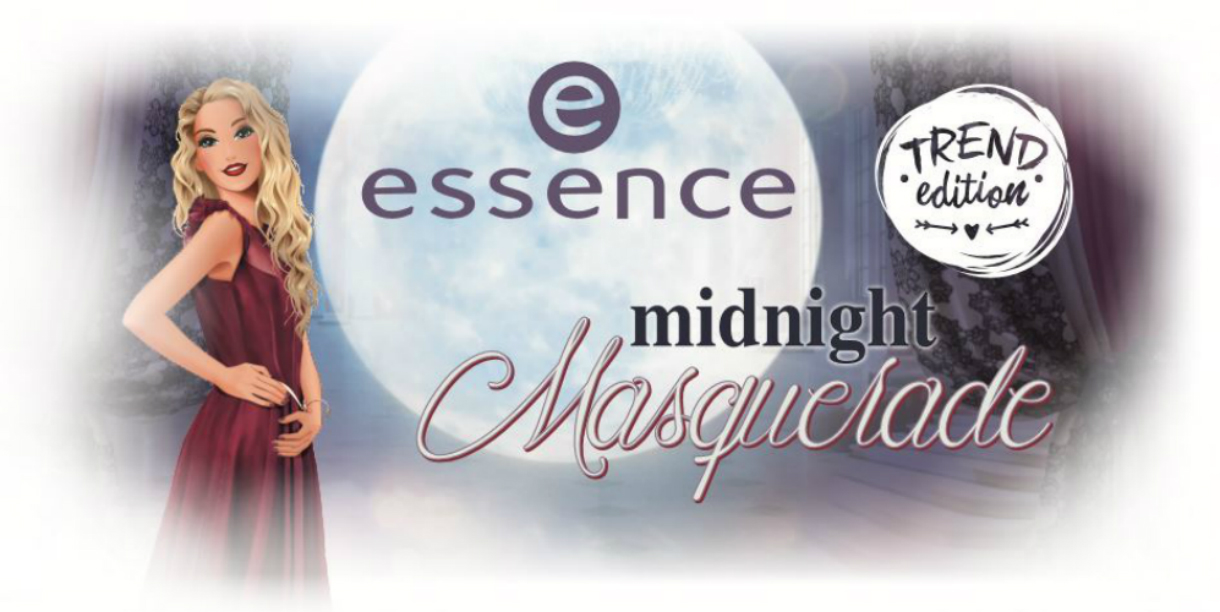 "Jahresrückblick 2016 - essence trend edition ""midnight masquerade"""