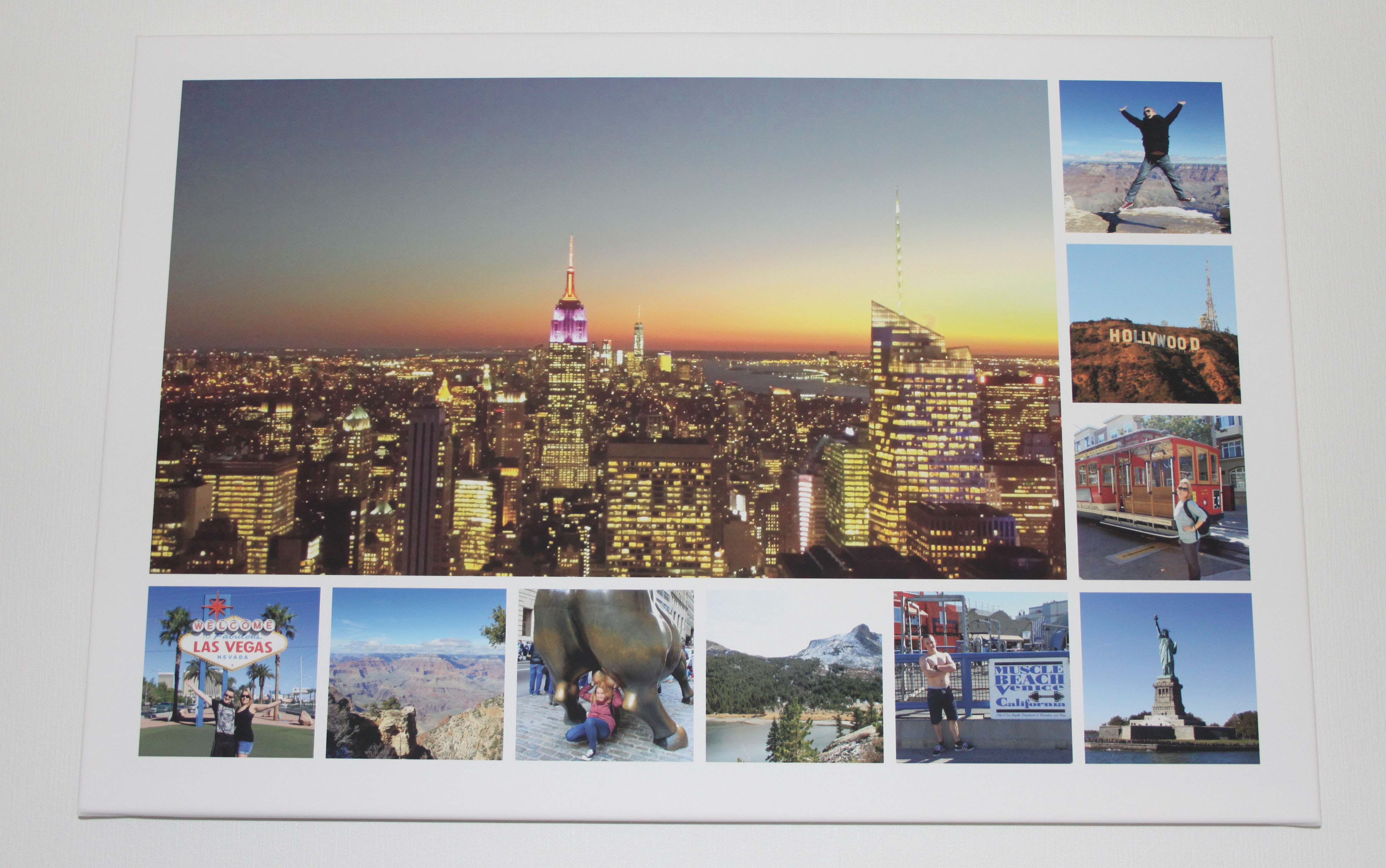 foto leinwand deluxe von smartphoto mary goes around the world. Black Bedroom Furniture Sets. Home Design Ideas