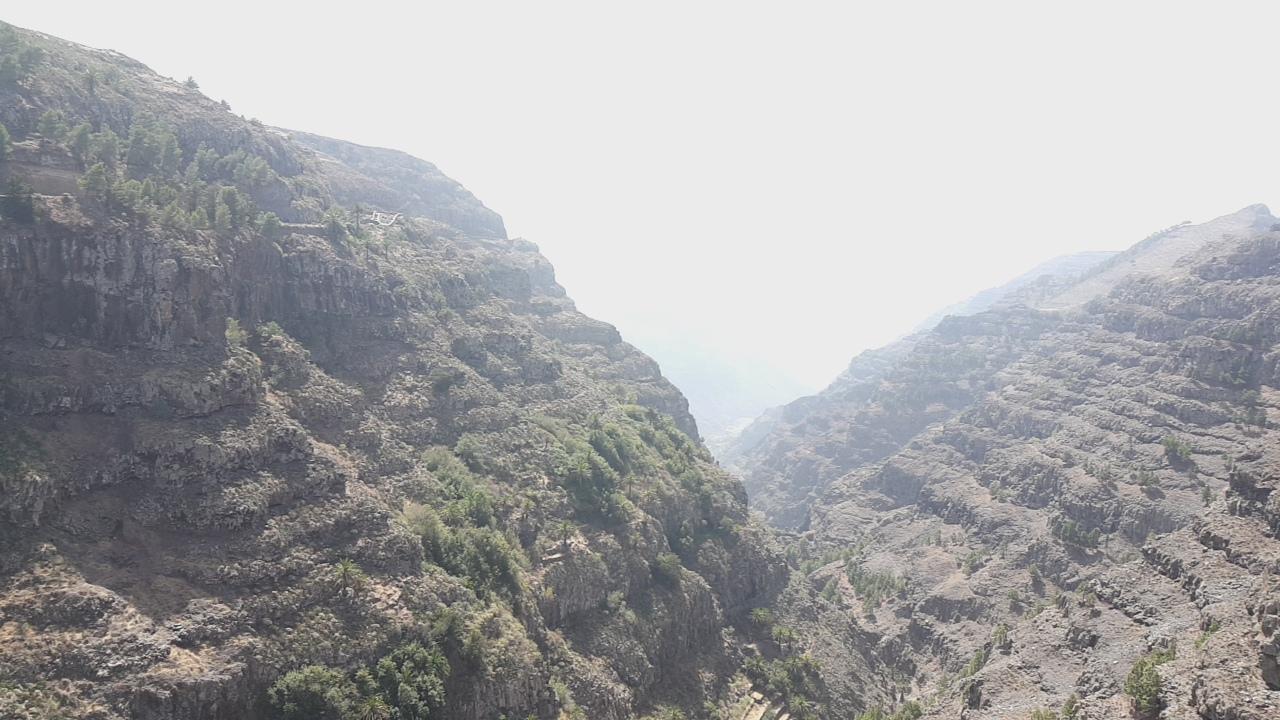 Aida Kreuzfahrt Kanaren und Madeira - La Gomera - Vallehermoso