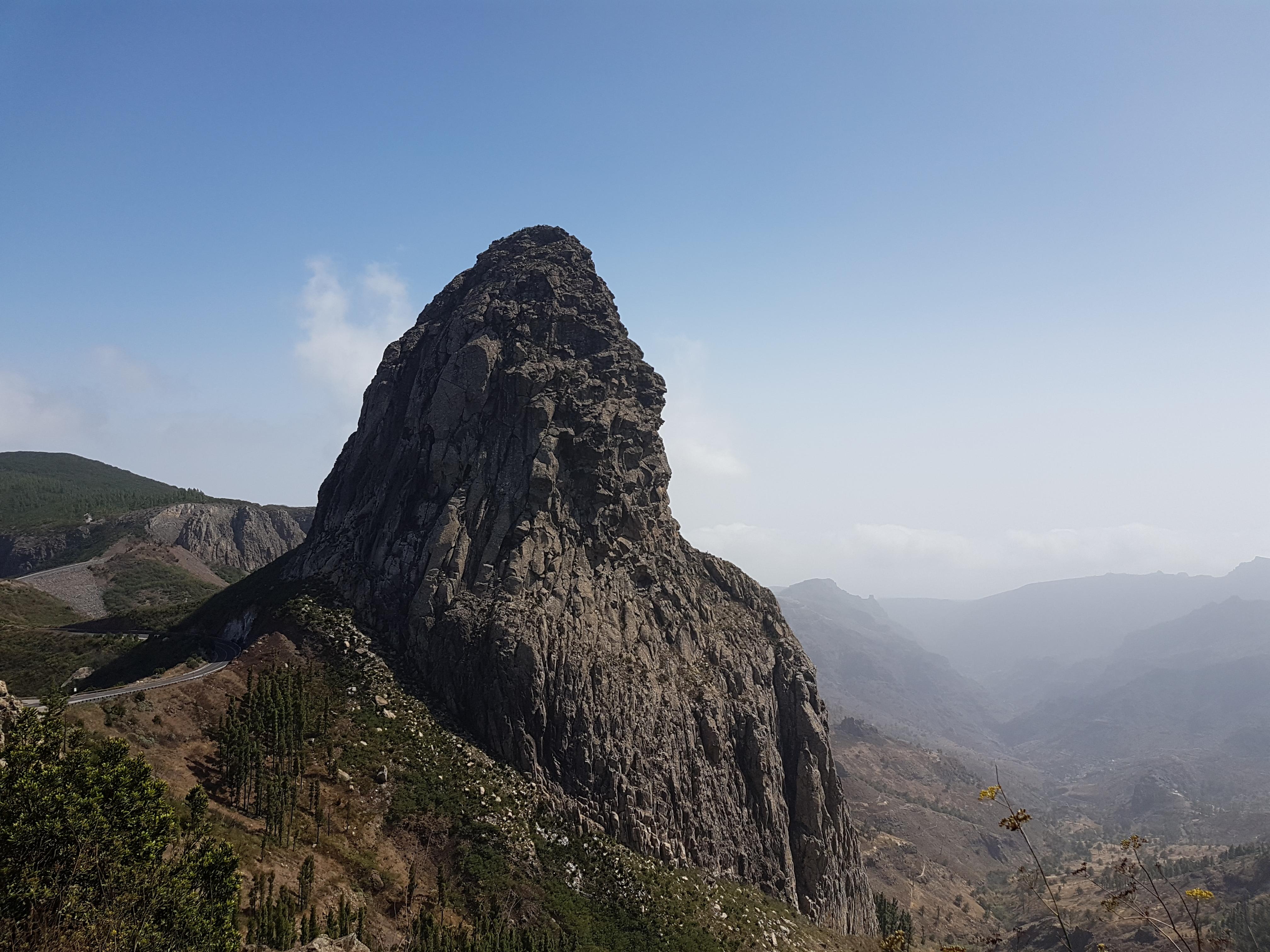 Aida Kreuzfahrt Kanaren und Madeira -La Gomera - Roque de Agando