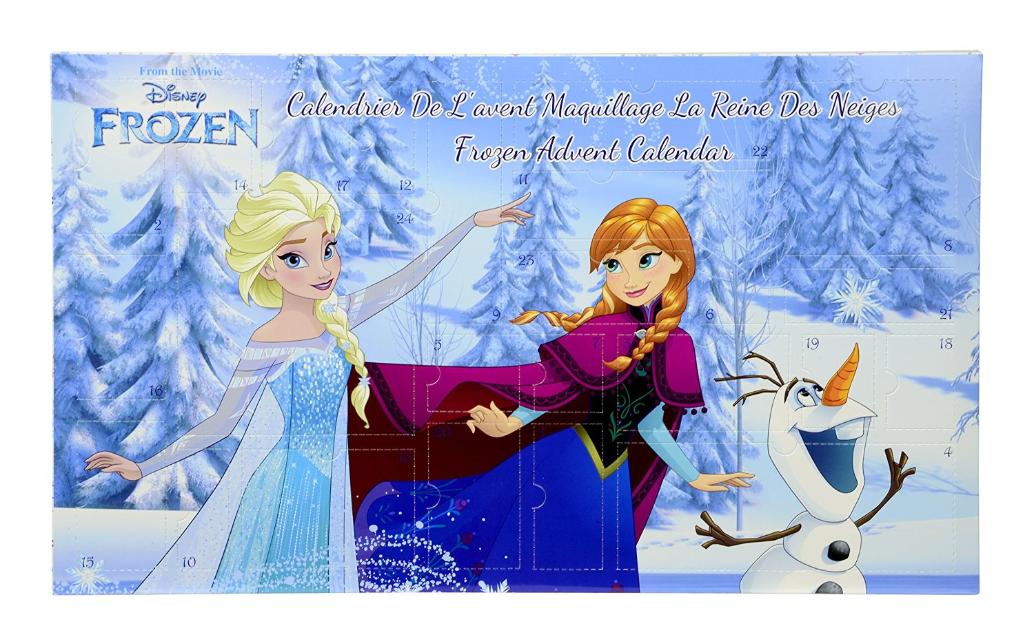 Disney Frozen Adventskalender