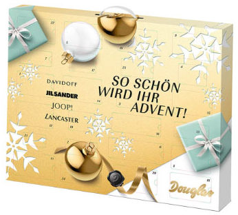 Douglas Beauty for Men and Women Adventskalender